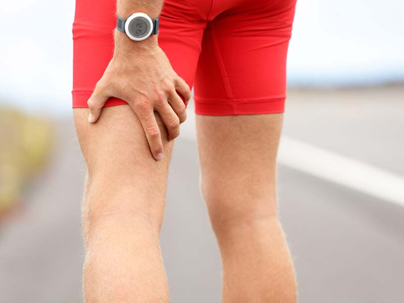 HOW TO RECOVER FROM PULLED HAMSTRING?
