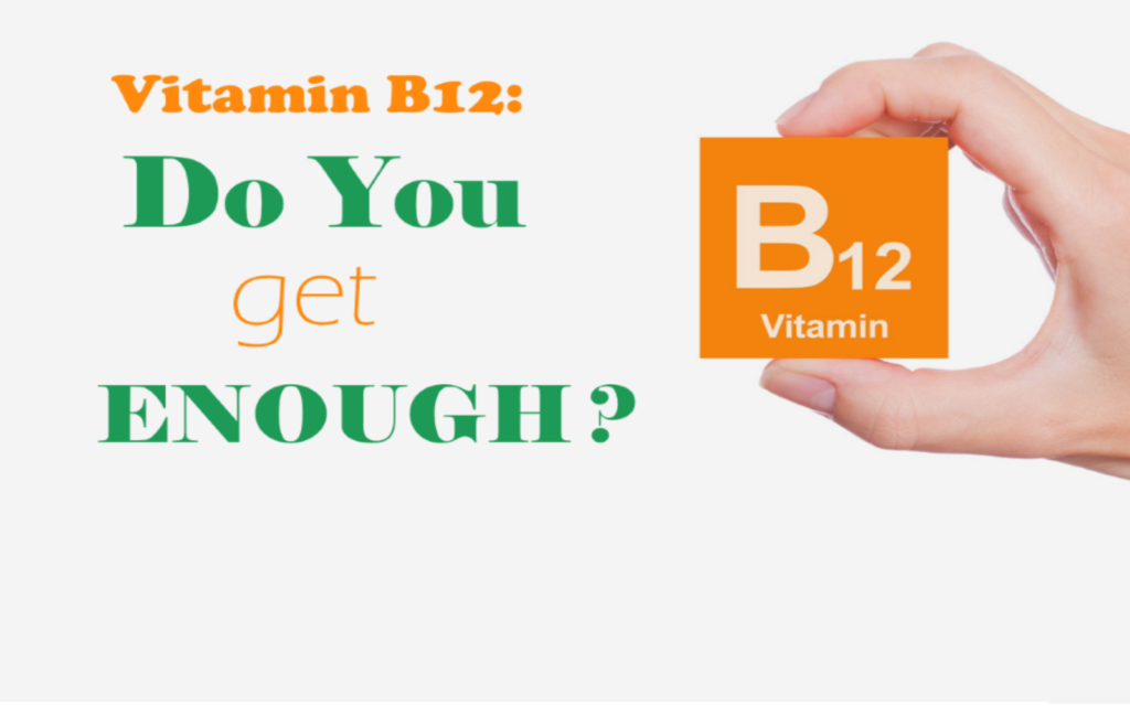 Lacking vitamin b12